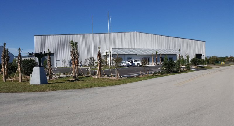 Anderson-Allen-North-Hangar-Naples-custom-hangar-street-view